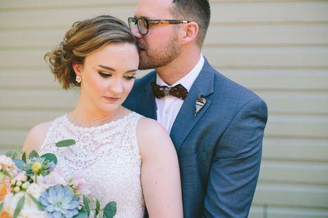 87a4c72359b Lovely romantic bridal hair. Photography by Weeno Photography hair salon  portland