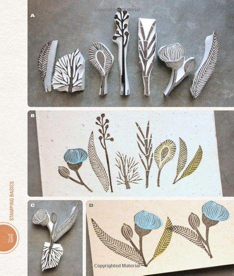 Making an Impression: Designing & Creating Artful Stamps: Amazon.de: Geninne D. Zlatkis: Englische Bücher