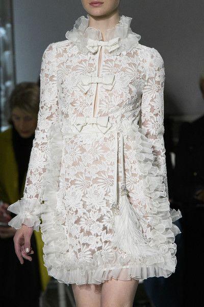 Giambattista Valli at Couture Spring 2017