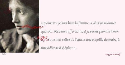 Citation Virginia Woolf Composition Graphique Farah Willem Bienen