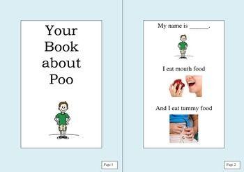 Doing a Poo Social Story | Behavior Help | Social stories