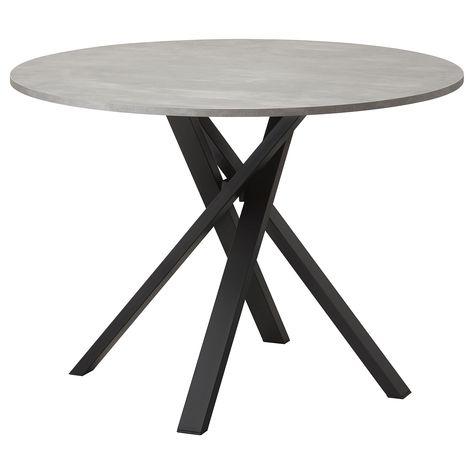 Mariedamm Tisch Dunkelgrau Kleiner Esstisch Ikea Und Tisch