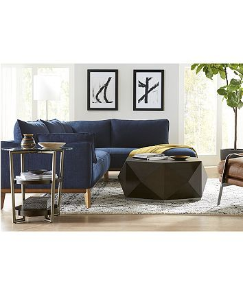Furniture Jollene 113 2 Pc Sectional Created For Macy S