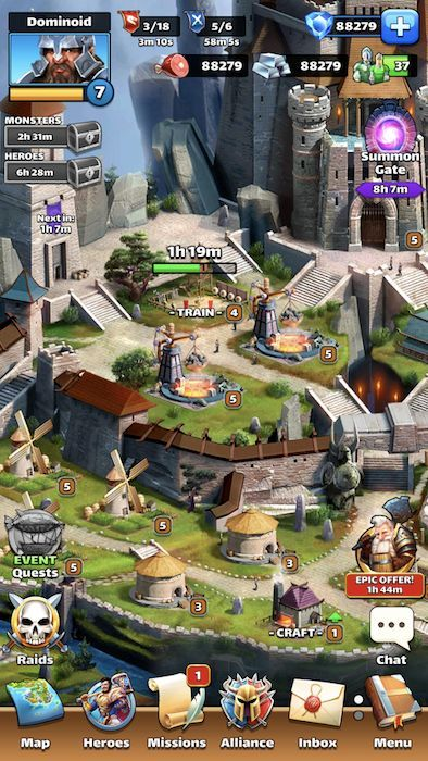 empires and puzzles free gems generator