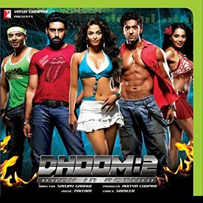 Pritam Dhoom2 Amazon Com Music Hindi Bollywood Movies Best Bollywood Movies Hindi Movies