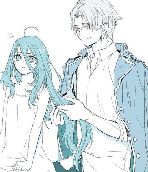List Of Pinterest Genderbend Anime Blue Exorcist Images