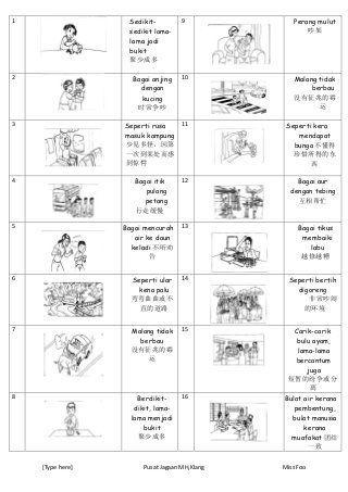 Peribahasa 260 In 2020 Malay Language Daun Nangka