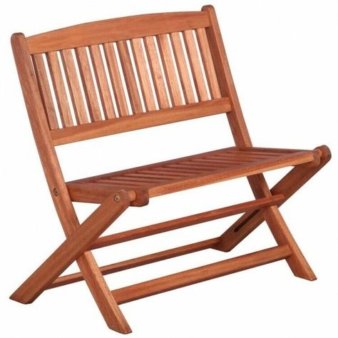 Terrific Kids Garden Bench With Backrest Folding Oil Finish Wooden Short Links Chair Design For Home Short Linksinfo