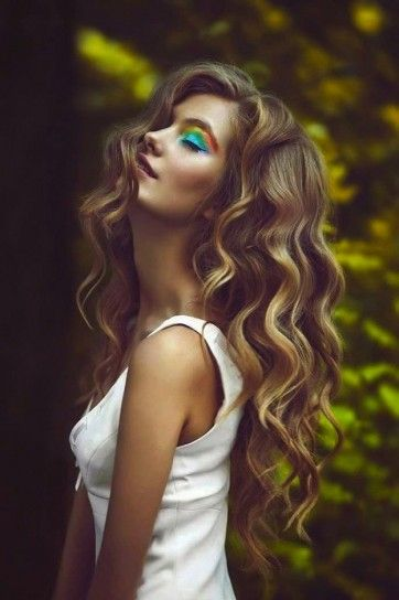 Tendencias Cabello ondulado: fotos de los looks