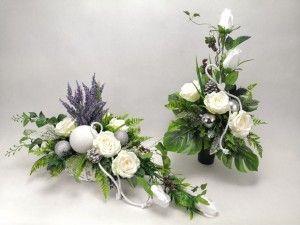 Stroiki Na Groby Kompozycje Kwiatowe Marko604 Grave Flowers Floral Wreath Funeral Flowers