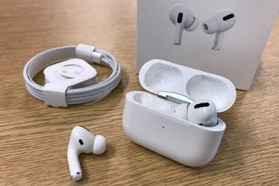 Apple Airpods Pro In 2020 Airpods Pro Wireless Earbuds Airpod Pro