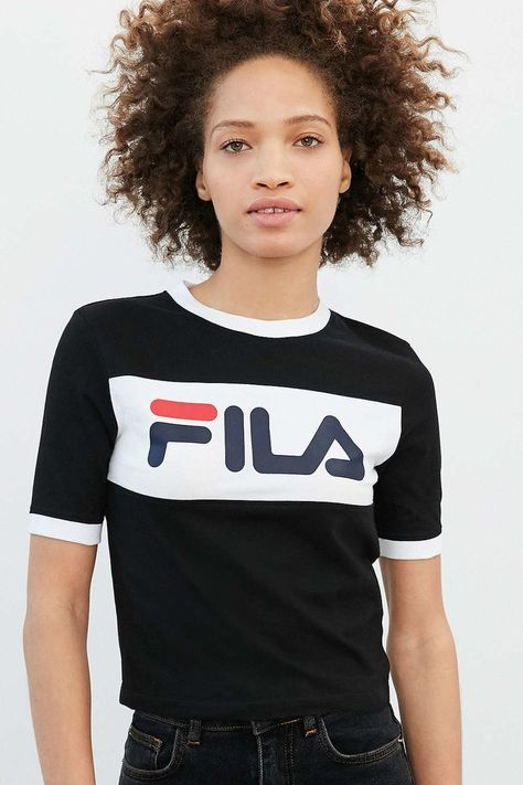 Shop FILA + UO Tionne Ringer Tee at Urban Outfitters today. We carry all the latest styles, colors and brands for you to choose from right here.