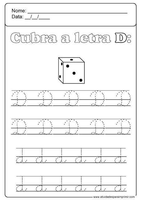 Alfabeto Cursivo Pontilhado Alfabeto Cursivo Cursivo Livro Do