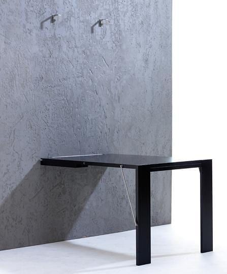 Incredible Furniture Designs 2009 Wall Dining Table Table