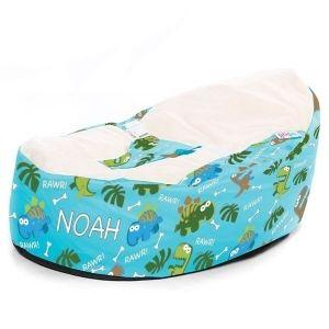 Brilliant Gaga Pre Filled Baby Bean Bag With Luxury Cuddlesoft Seat Machost Co Dining Chair Design Ideas Machostcouk