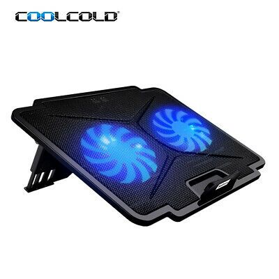 Ebay Link Ad Coolcold Laptop Cooler Cooling Pad Stand 2 Cooling