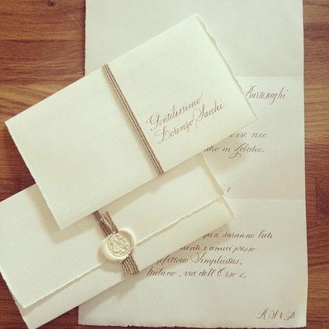 Cartoncino Per Partecipazioni Matrimonio.Cartoncino E Ceralacca Www Silviamandelli Com Inviti Per