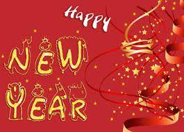 Happy New Year Photo Card Walgreens Chuc Mừng Năm Mới Chuc Mừng Dao