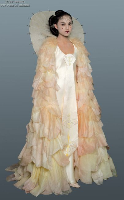 Padmé Amidala - Parade gown