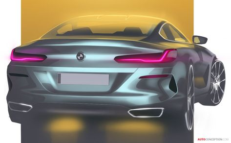 2019 bmw 8 series coupe concept cars and sketch cars pinterest rh pinterest ie