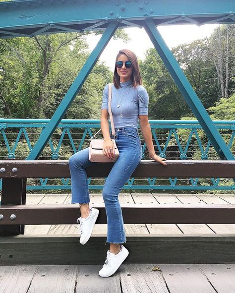49 ideas for sneakers outfit women street chic