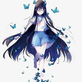 Hugedomains Com Anime Butterfly Magical Girl Anime Anime