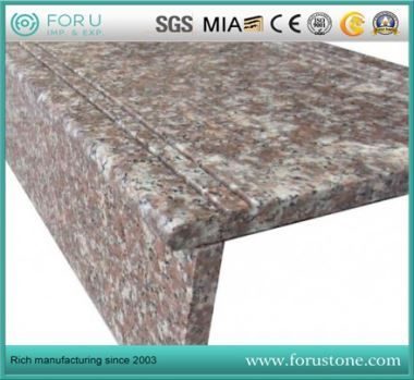 Cheapest Granite G687 Peach Red Granite Flooring Tiles and Wall ...