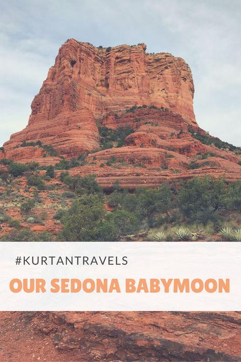 Sedona Babymoon Itinerary | BySarahRae.com