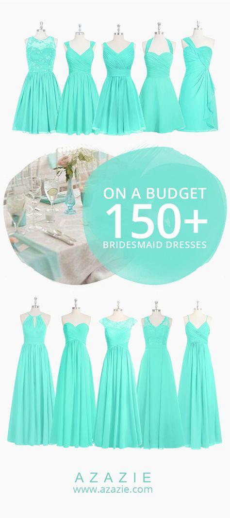 Spa Bridesmaid Dresses | Azazie