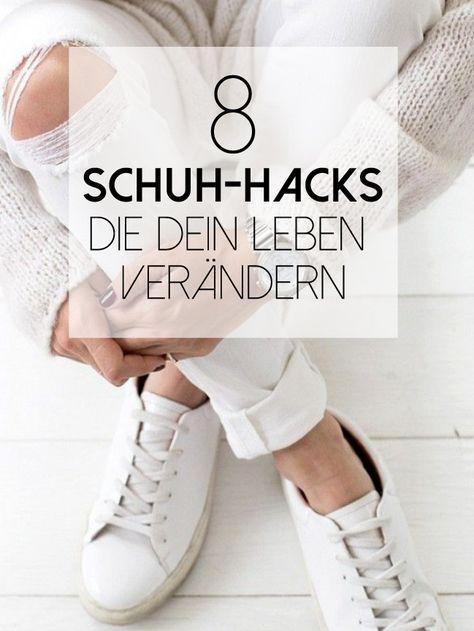 Geniale Tipps um Schuhe bequemer zu machen: Unbedingt lesen!!! #diyfashionformen