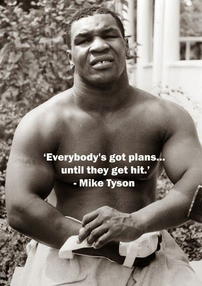 Mike Tyson Quote Celebrity Quotes Mike Tyson Quotes Mike Tyson Inspirational Quotes