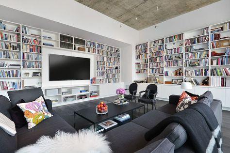 Soggiorni moderni • 100 idee e stile per il soggiorno ideale