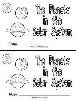 Planets Of The Solar System Nonfiction Leveled Reader Kindergarten 1st Grade Leveled Readers Kindergarten Solar System Activities Guided Reading Kindergarten