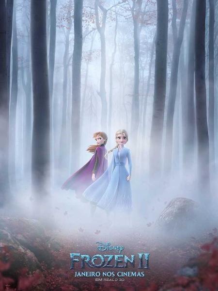 Frozen 2 Novo Trailer Mostra Elsa E Anna Em Aventura Magica