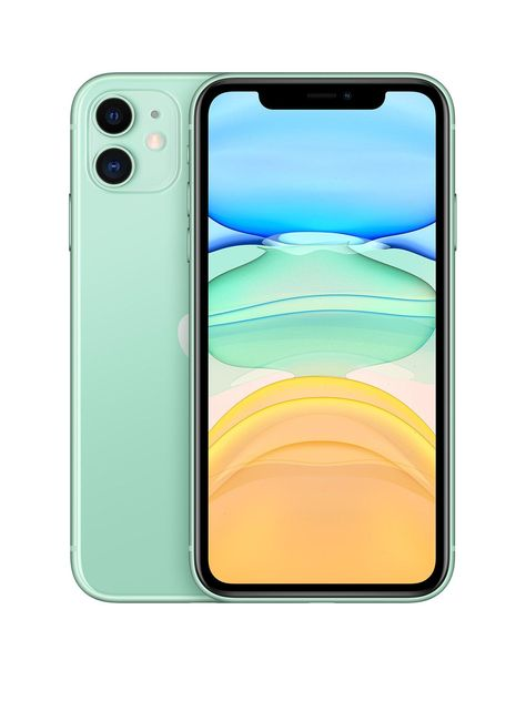 Iphone 11 256gb Green Apple Iphone Iphone Iphone 11