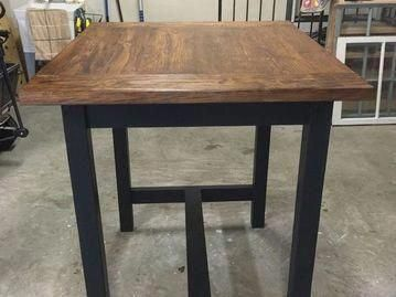 Awesome High Top Tables Bar Detail Is Offered On Our Site Read More And You Will Not Be Sorry You Did Hightoptablesbar High Top Tables Pub Table High Table