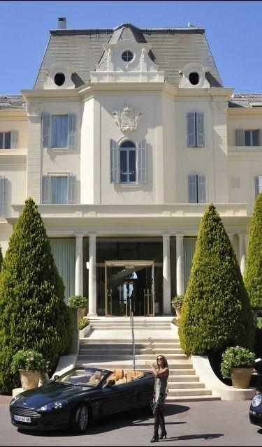 Hôtel du Cap Eden Roc - Antibes, France