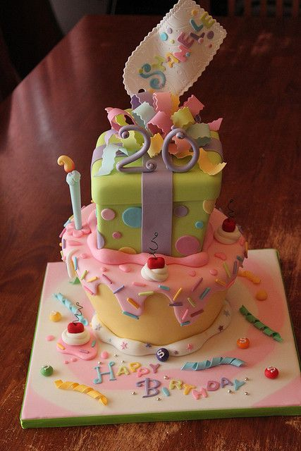 Where's the Party?? take 3 by Andrea's SweetCakes, via Flickr