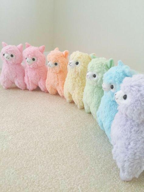 I have been obsessed with alpacas foreverrrr Alpacas, Cute Stuffed Animals, Cute Animals, Llama Stuffed Animal, Sewing Stuffed Animals, Sock Animals, Stuffed Toys, Cute Pillows, Cute Plush