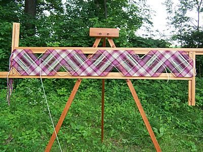 Spriggs 7-ft Adjustable Rectangle Frame Looms