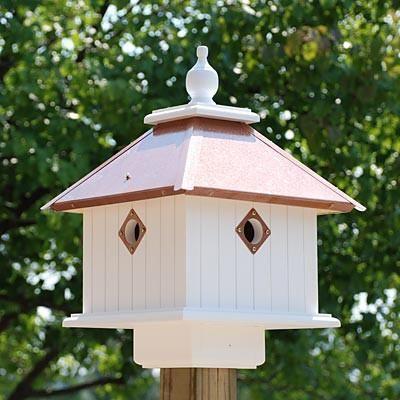 Carriage Bird House Copper Roof Bird House Kits Bird House Bird Houses