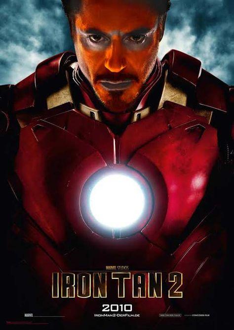 IRON MAN Movie PHOTO Print POSTER Textless Film Art Robert Downey Jr Marvel 001