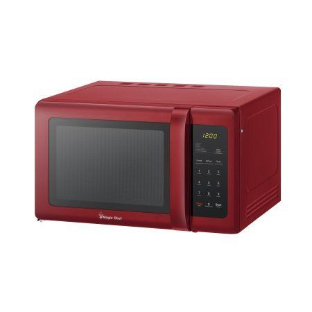 Magic Chef 9 Cu Ft Countertop Microwave Red Want To Know More