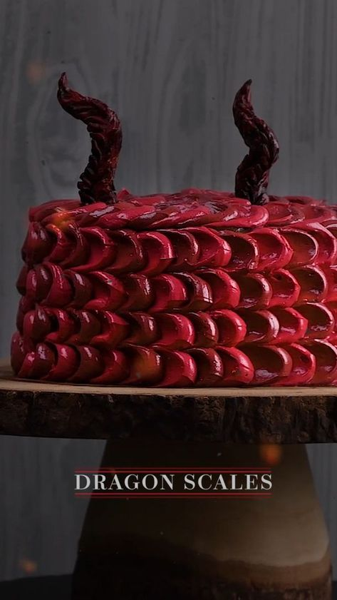 This creative cakery will bring you all the way back to GOT!
