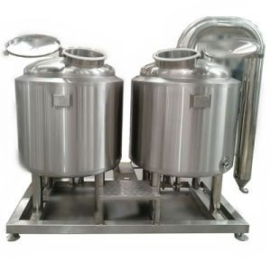 Hot Item Commercial 200l Mini Beer Brewing System Brew For Lab