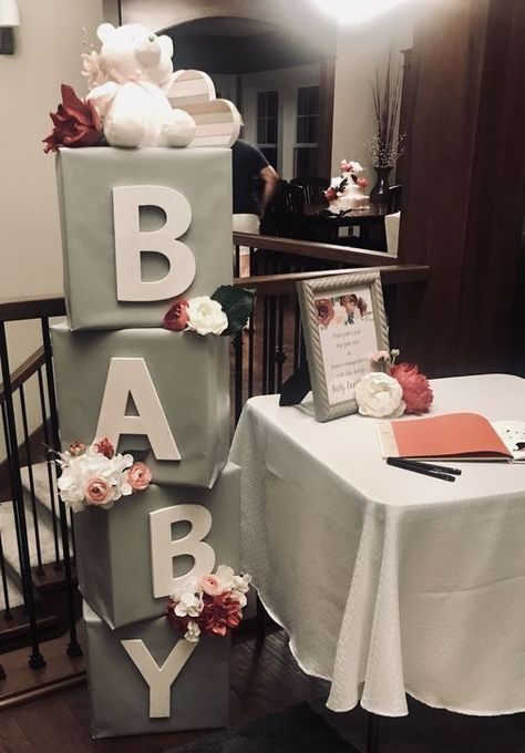 99 Cute Winter Baby Shower Ideas | A baby shower is usually hosted by someone in the family or a close friend of the mom-to-be. It has been a tradition to throw a baby shower to woman w...