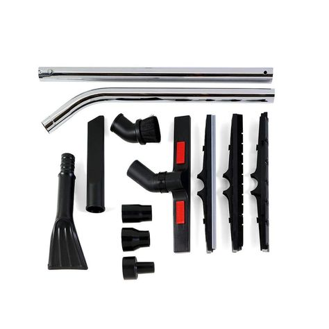 Ridgid 1 7 8 In And 2 1 2 In Heavy Duty Cleaning Accessory Kit