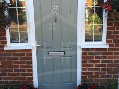 Can You Paint Upvc Doors >> Can You Paint Upvc Front Doors Painting A Pvc Door
