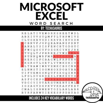 Computer Applications: MicroSoft Excel Spreadsheet ...