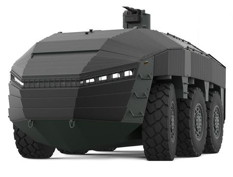 The MILDESIGN International Military Land Vehicles Design Competition, organized by FNSS is started. Army Vehicles, Armored Vehicles, Cool Trucks, Cool Cars, Armes Futures, Futuristisches Design, Tank Design, Bug Out Vehicle, Motor Vehicle